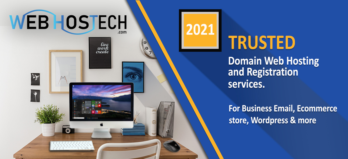 2021 Top Domain Web Hosting & Registration services in Pakistan.